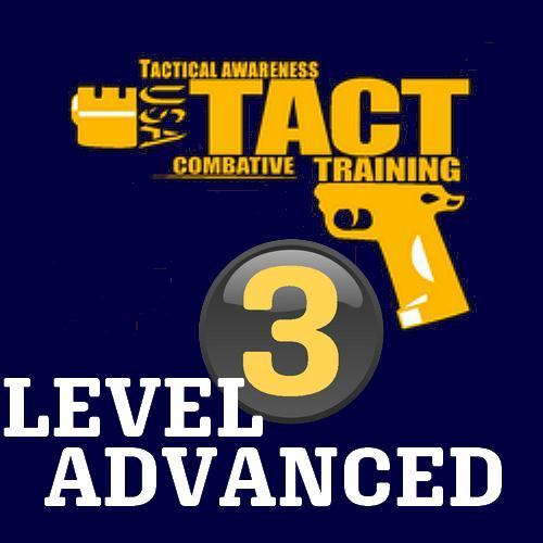 Level 3 Advanced course Tactopsusa