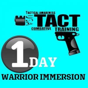 1 Day Warrior Immersion Tactopsusa