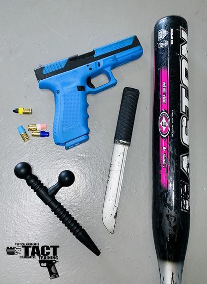 Self Defense Gun with Tactopsusa