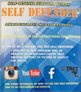 Self-defense Survival Weapon in Miami