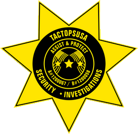 Tactopsusa Assist and Protect Logo