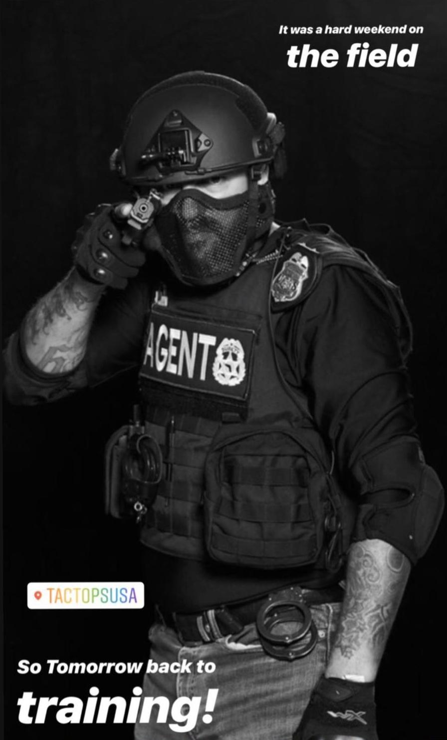 Bodyguard Training Tactopsusa