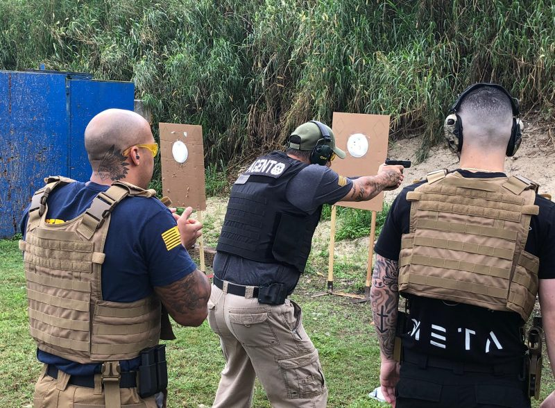 Certified close combat defense shooting courses Tactopsusa