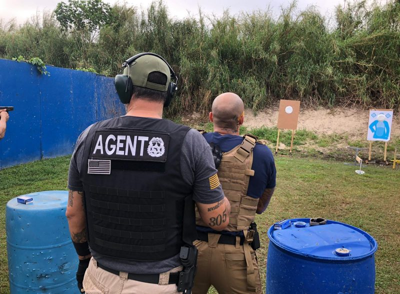 Firearms training Miami Tatctopsusa