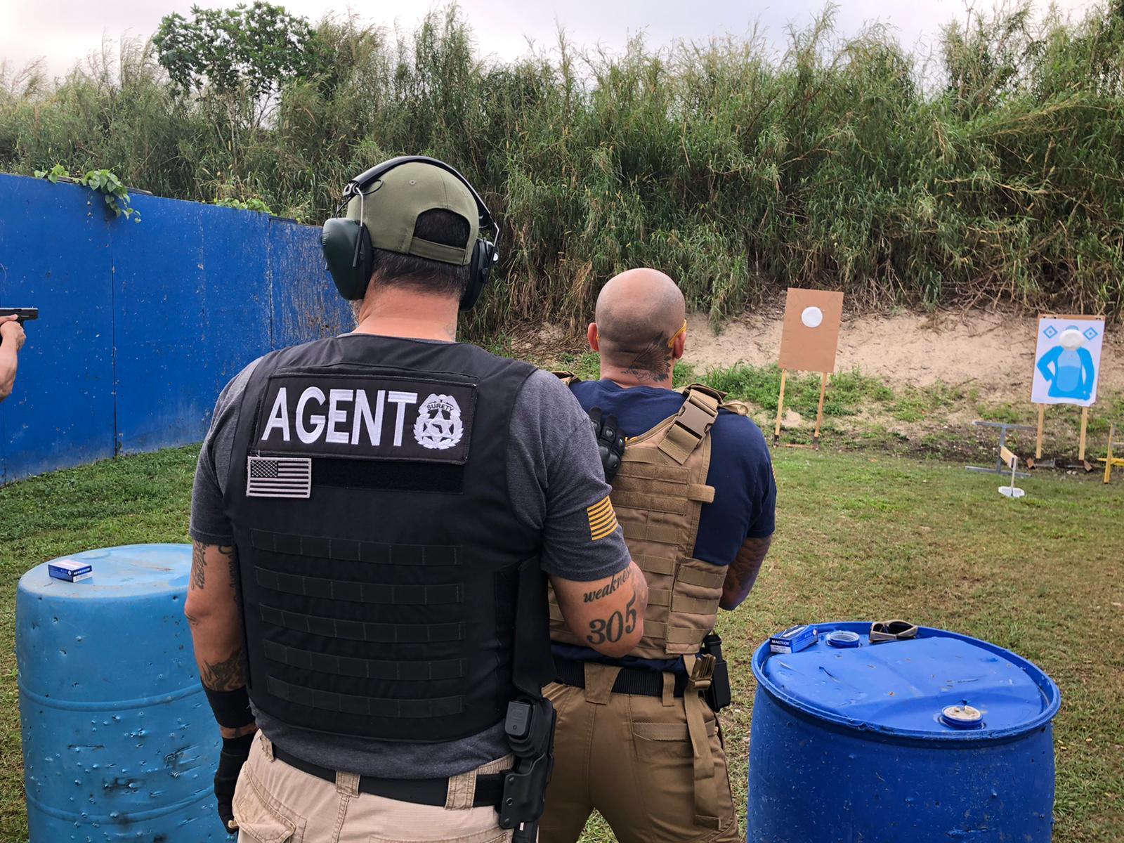 Firearms training Miami Tatctopsusa
