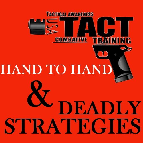 Hand to hand and deadly strategies