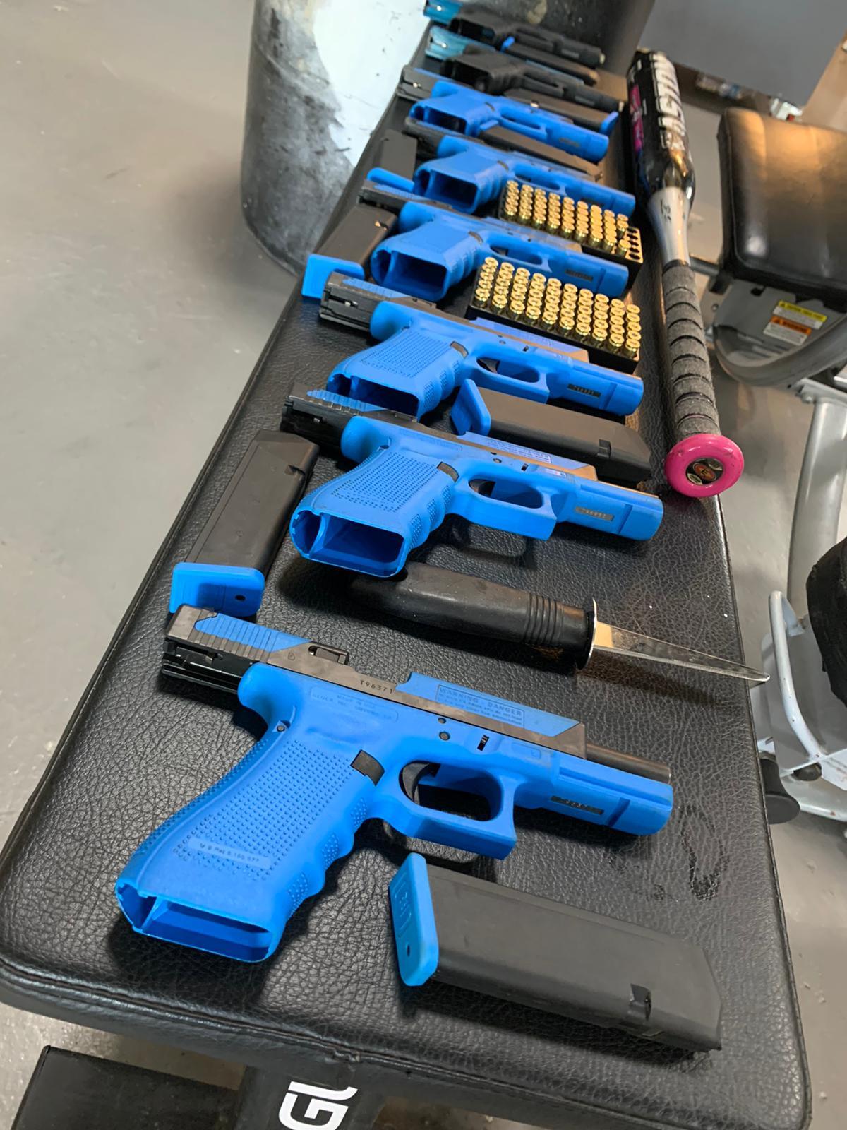Miami Tactical close combat defense shooting Tactopsusa