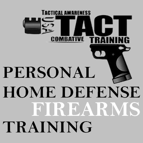 Personal Home Defense Firearms Training Miami