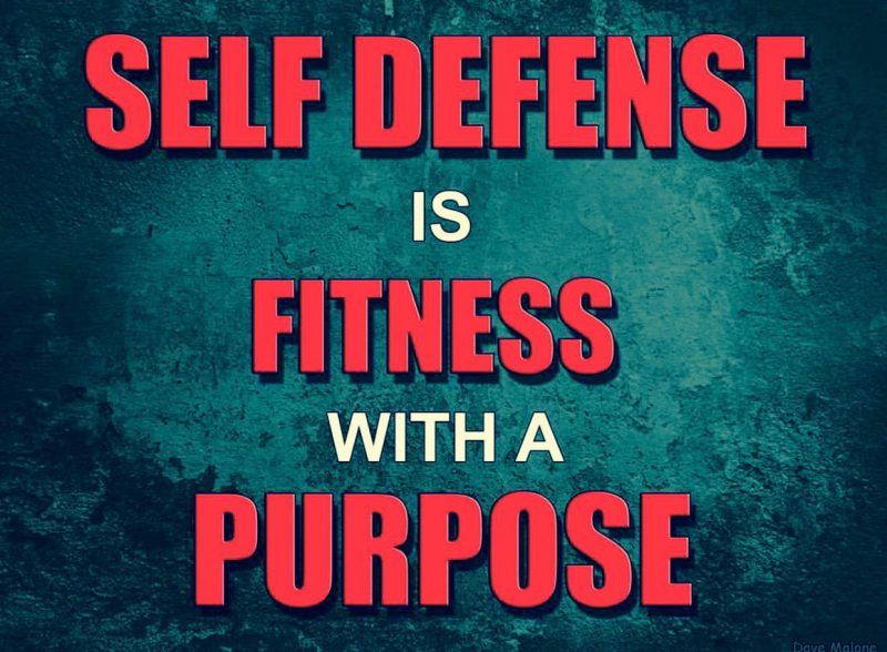 Self Defense Fitness Tactopsusa Miami