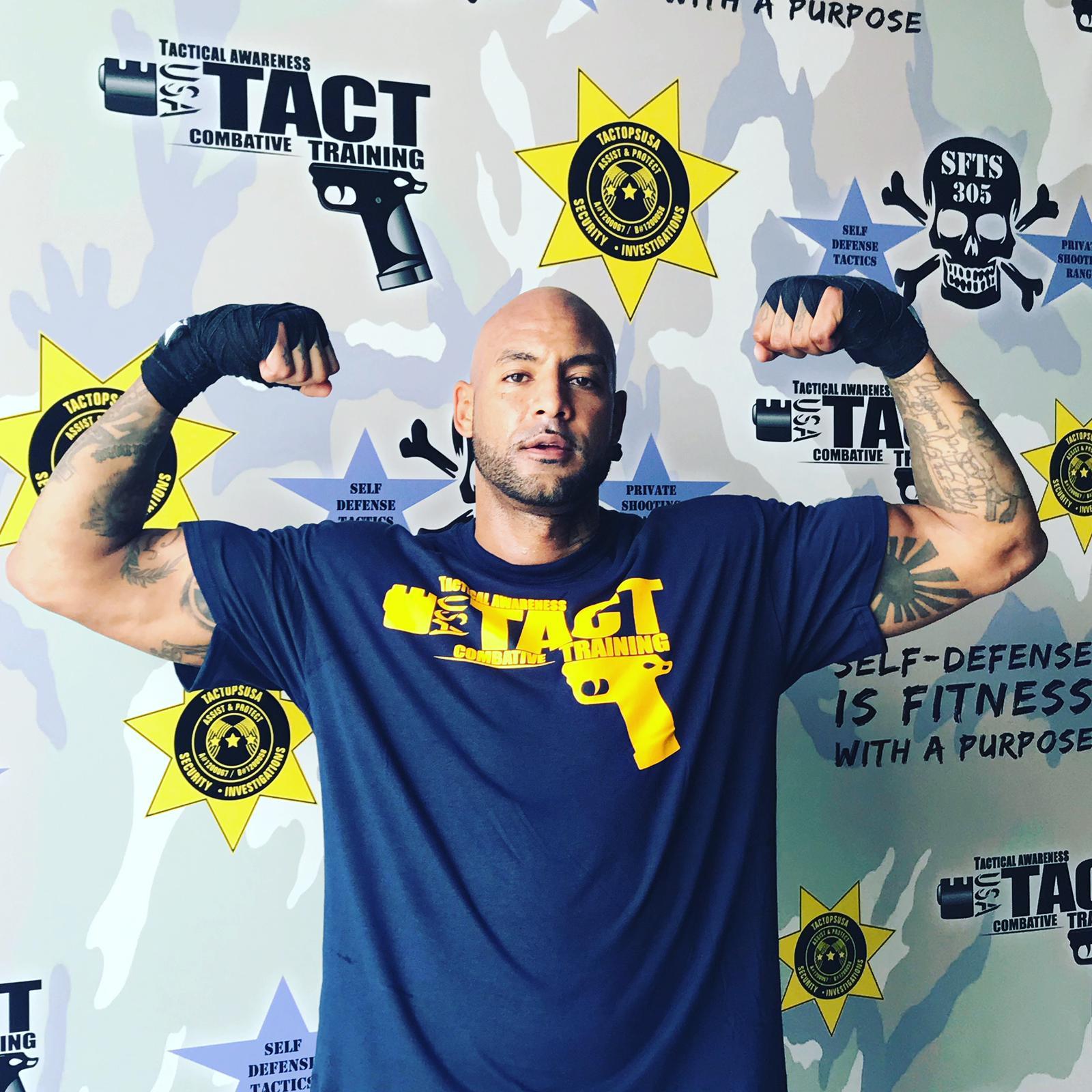 Tactical Combative Defense Training Miami