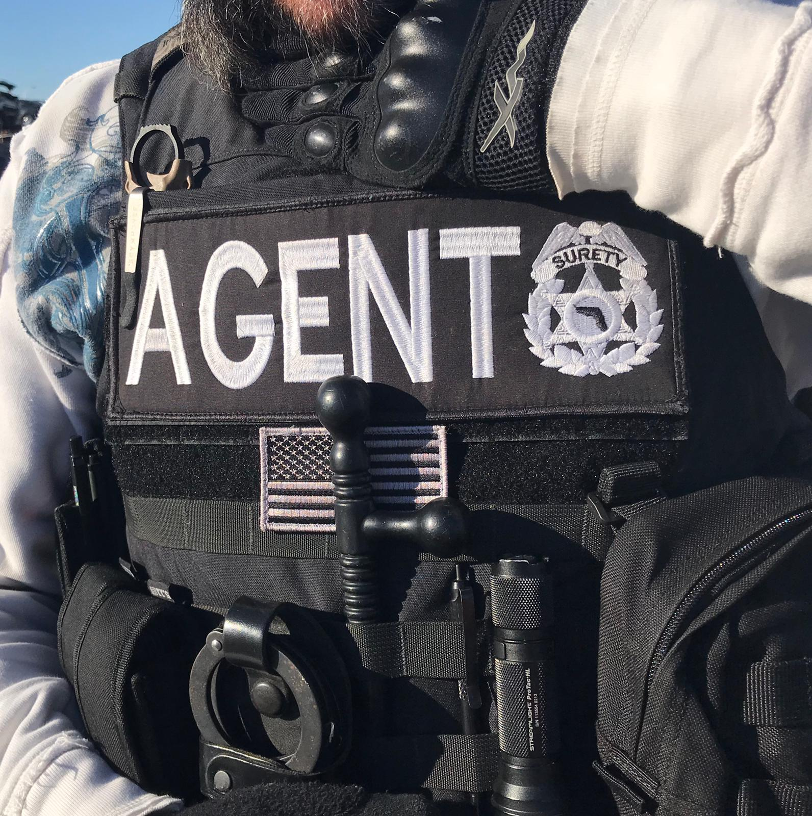 Tactopsusa Agent Security Miami Usa