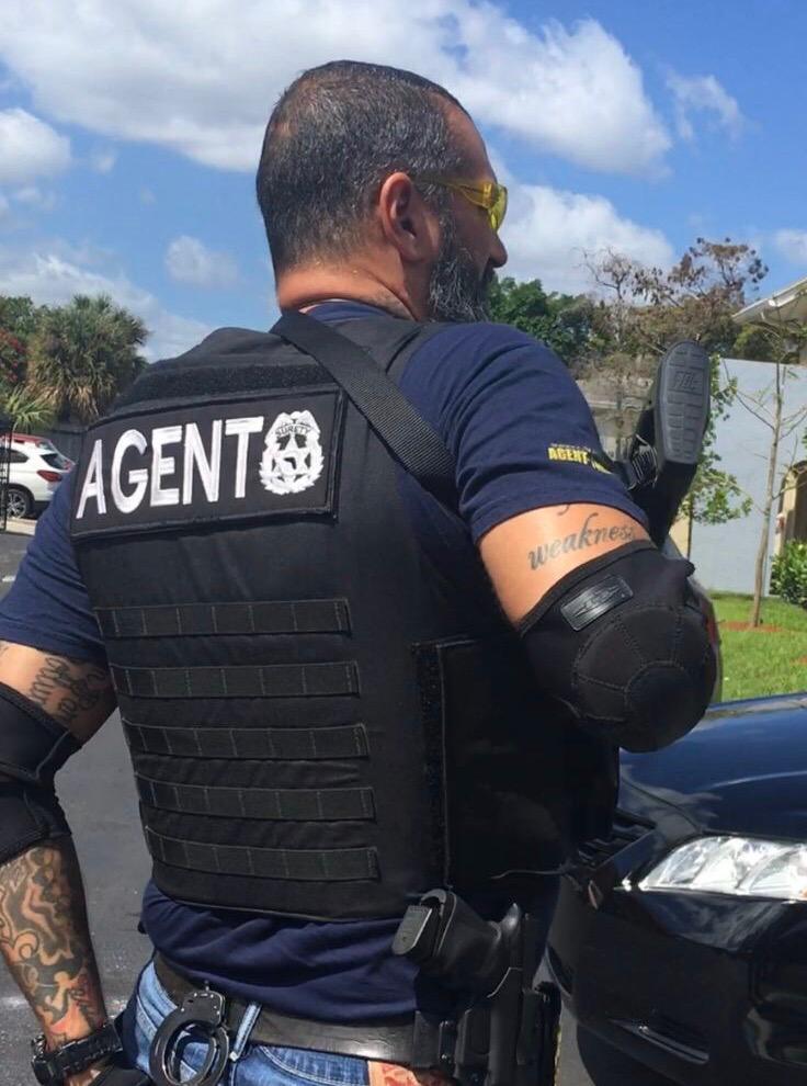 Tactopsusa Franck Pala Security Miami USA