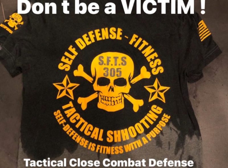 Tactopsusa professional close combat Miami