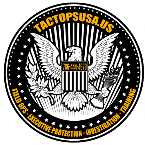 Tactopsusa Executive Protection Investigation Training